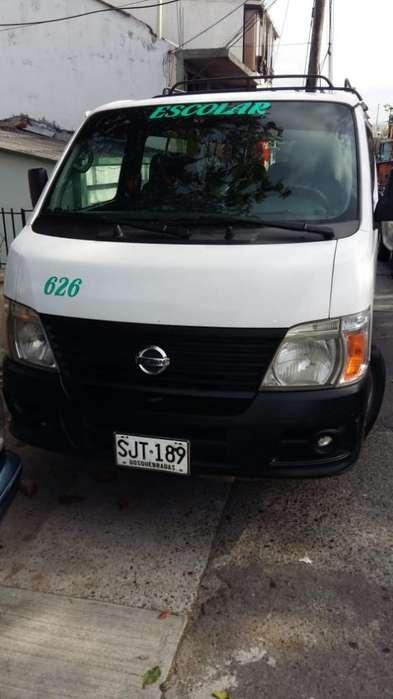 Microbus Nissan
