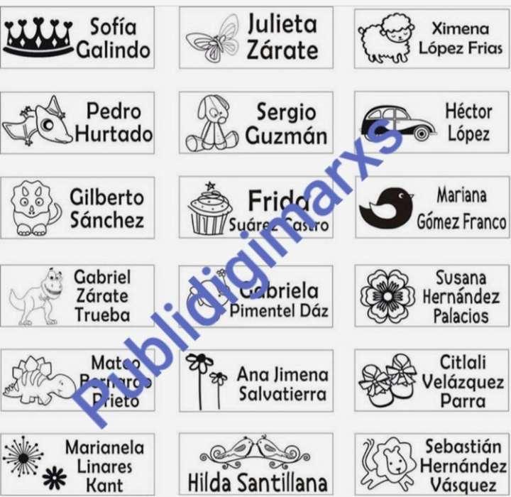Sella Tus Hojas <strong>libros</strong>, Cuadernos