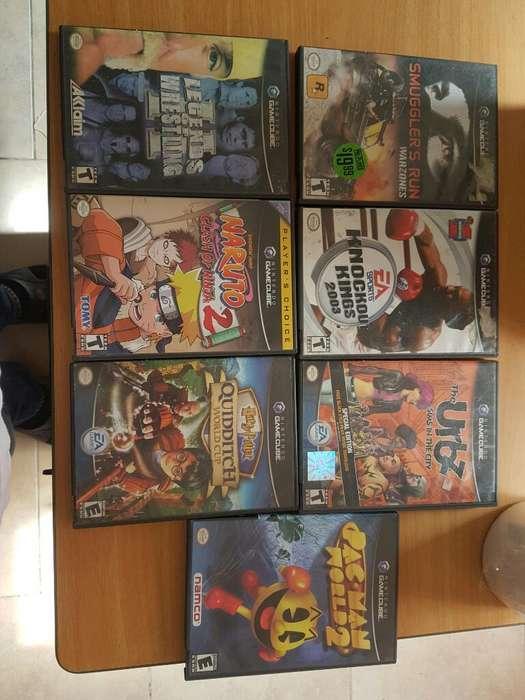 Juegos Nintendo Game Cube