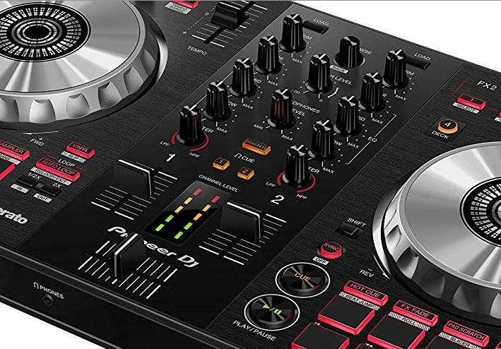 CONTROLADORA - MEZCLADORA PARA DJ - PIONEER SERATO SBB3