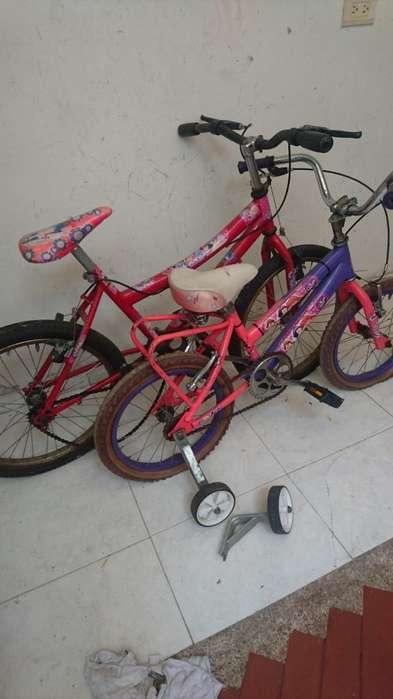 2 Bicicletas Buen Estado Varatas