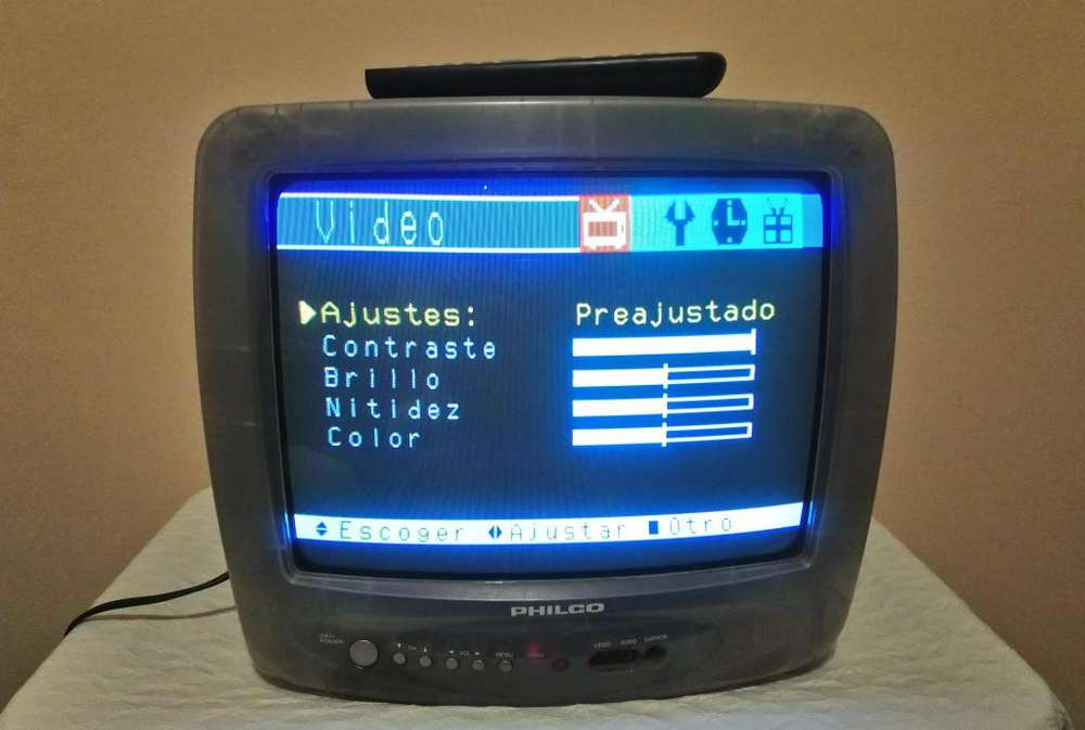 Tv Color 14 Pulgadas Philco