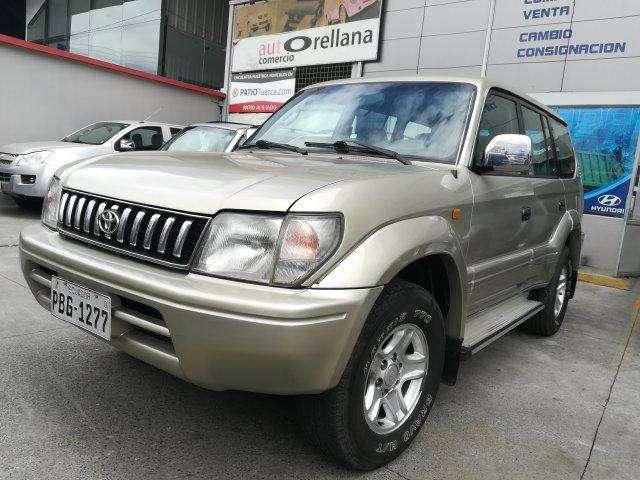 Toyota Prado 2009 - 146607 km