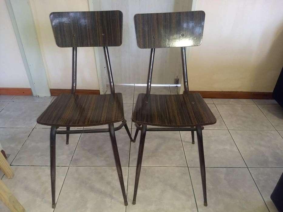 Río Ceballos Sillas mesa cocina / comedor