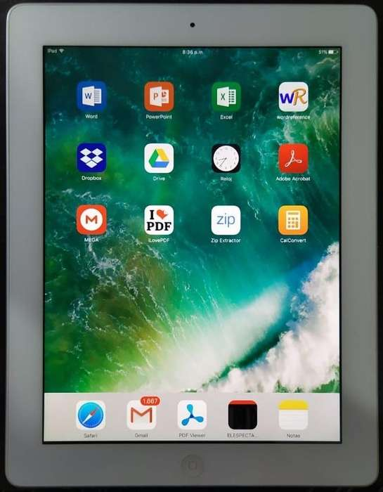 Apple iPad 4 de 16Gb