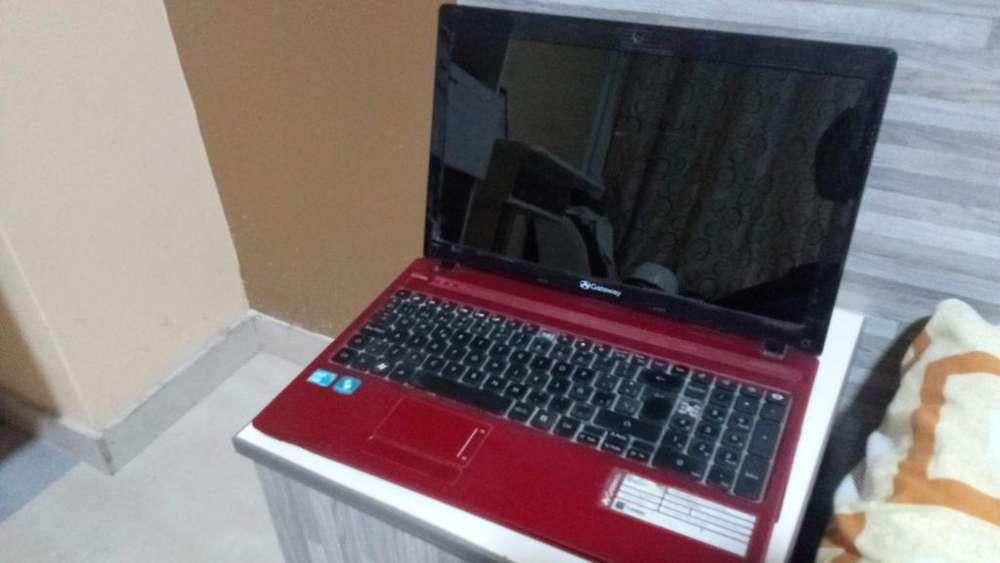 <strong>laptop</strong> Gateway Core i5 4ta. gen. 6 GB RAM 500 GB HDD
