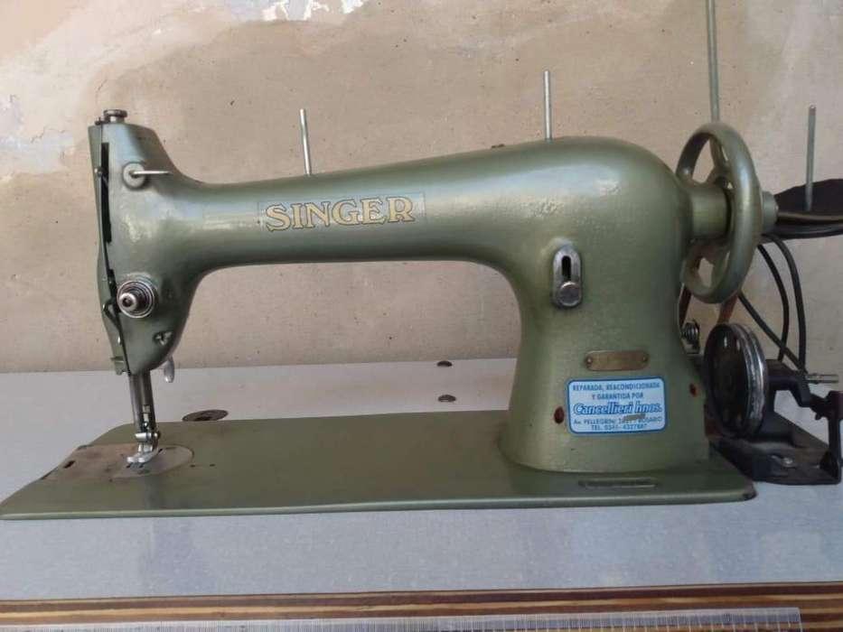 maquina de coser cuero. singer 3115