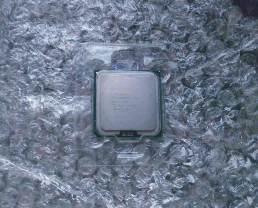 Procesador Intel Pentium Dual Core