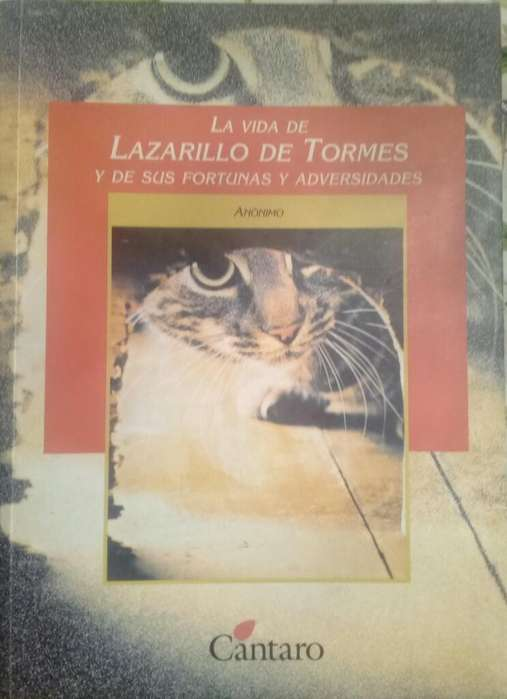 El Lazarillo de Tormes Anónimo Impecabl