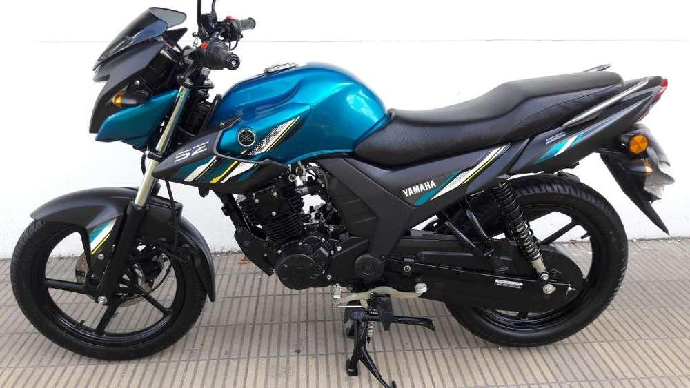 <strong>yamaha</strong> SZ RR 150 1500 KM NUEVA