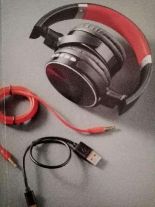 Audífonos Diadema Nuevos, para Estrenar