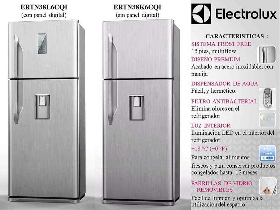 Refrigeradora Electrolux Nuevas