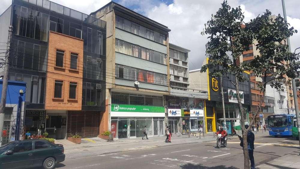 EXCELENTE OFERTA. <strong>oficina</strong> y Depósitos. Chapinero central Bogotá. Sector comercial e institucional.