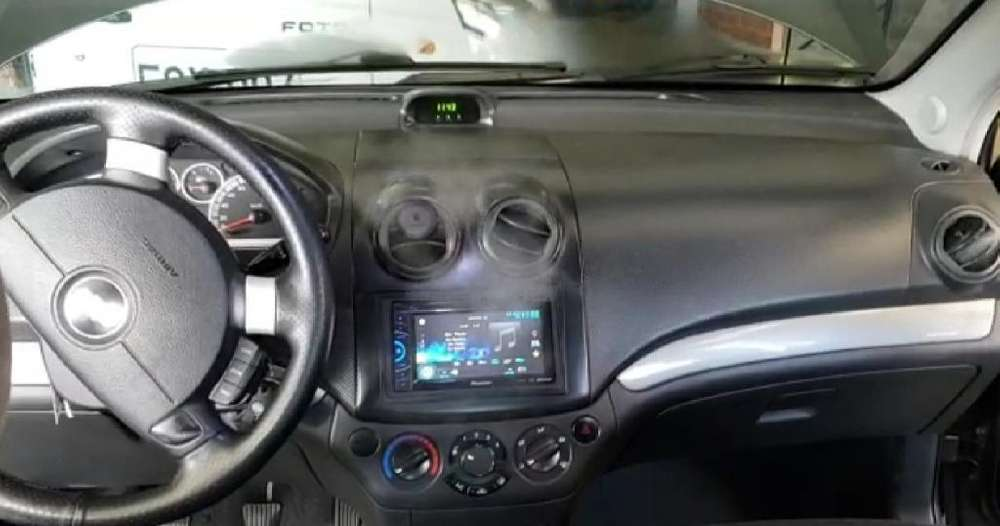 Chevrolet Aveo Emotion 2007 - 92000 km