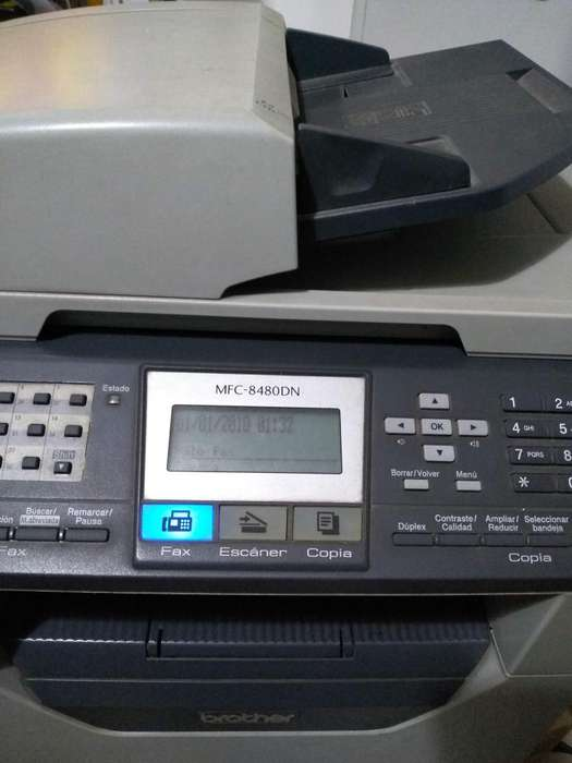 Urgente Impresora Brother Mfc-8480 Dn