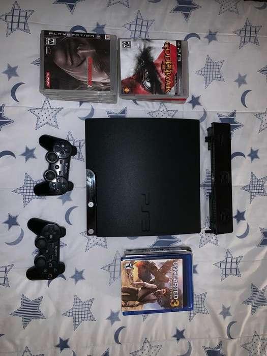 Consola de Playstation 3