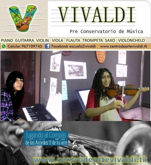 Vivaldi Violin Guitarra Piano Viola
