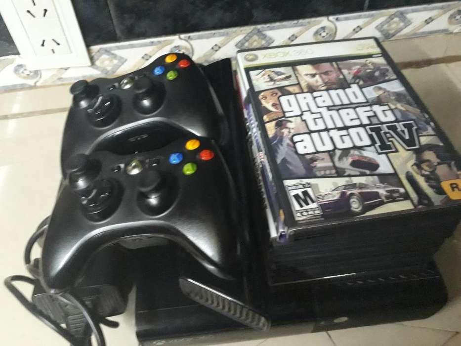 Xbox 360 Chipiada