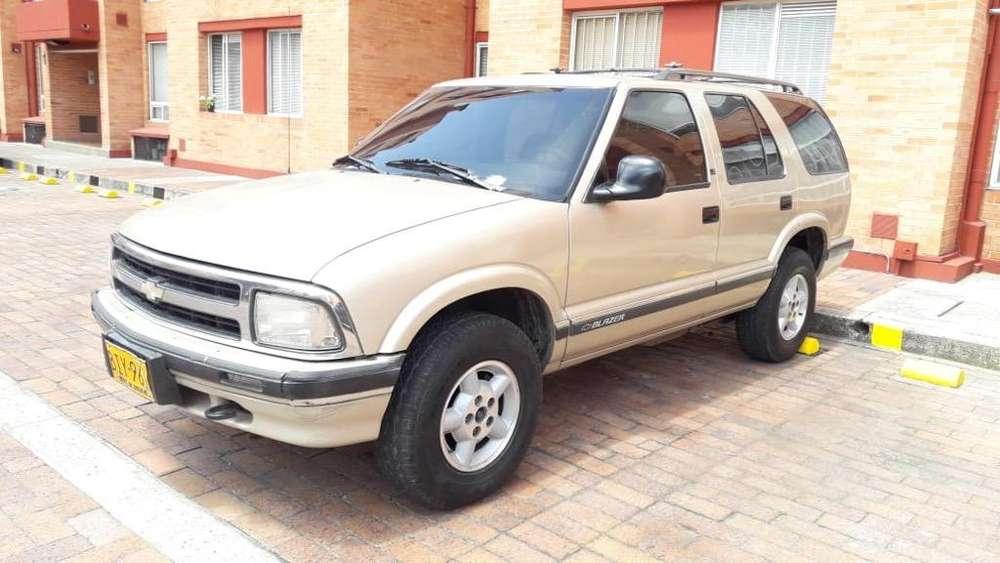 Chevrolet Blazer 1997 - 214000 km