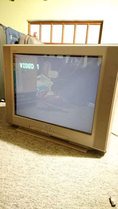 <strong>televisor</strong> Sony Trinitron 26 Pulgadas