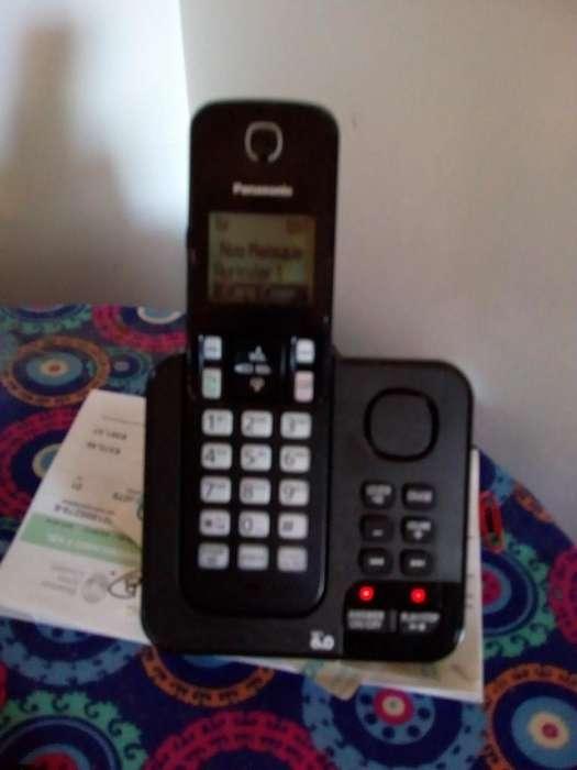 Teléfono Inalámbrico Panasononic Joya