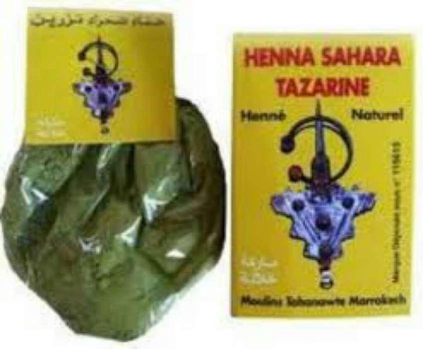Henna Sahara Tazarine Marroqui
