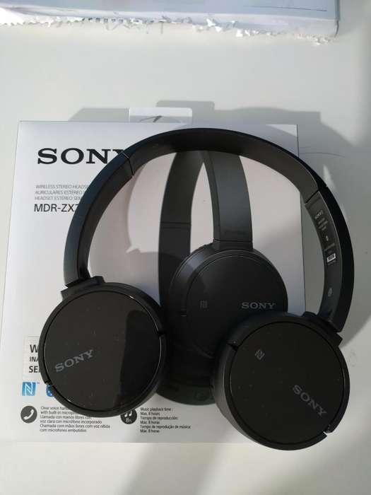Auriculares Sony Mdr-zx220bt