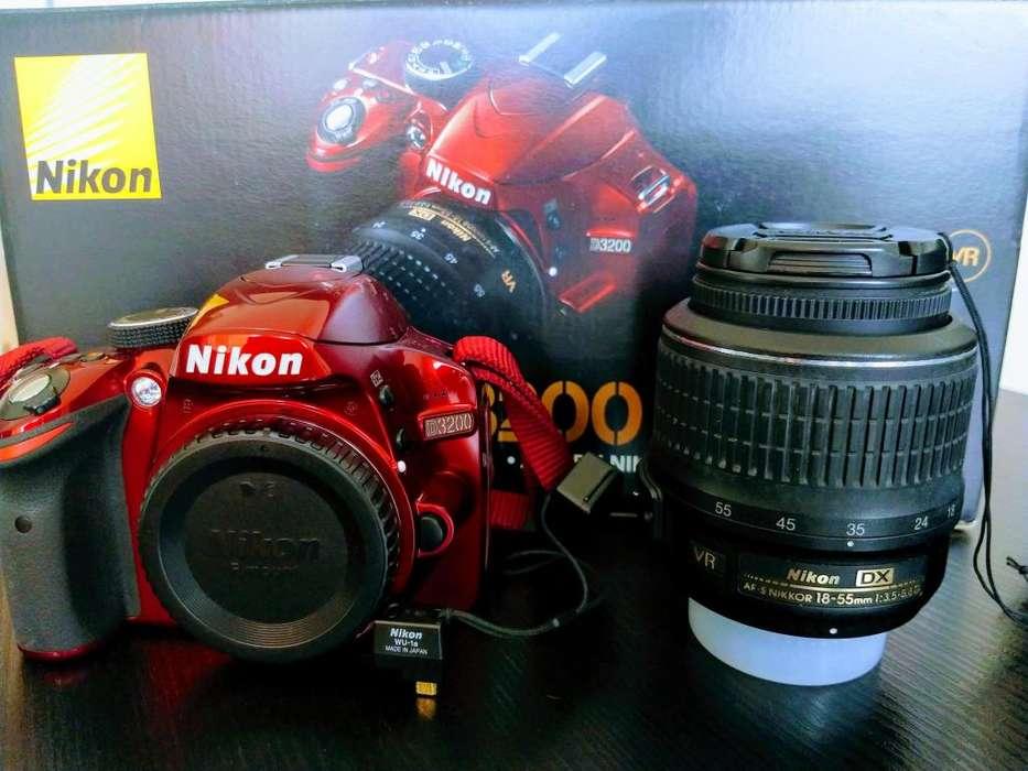 Nikon D3200 Cámara Reflex