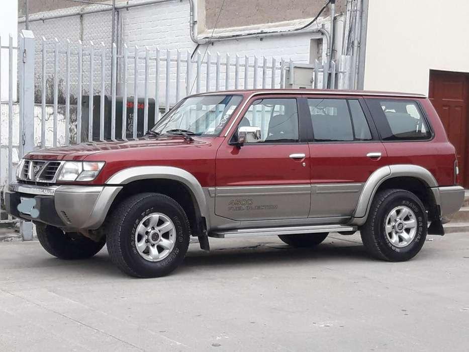 Nissan Patrol  1998 - 210000 km