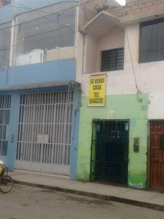 Se Vende Casa en El Centro de Huaral