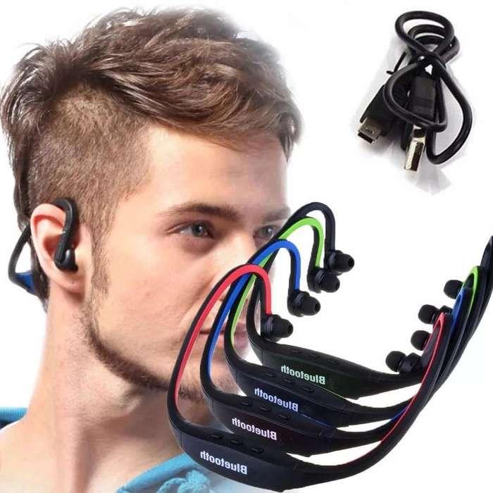 Auricular Diadema Sport Bluetooth Audifonos Deportivo