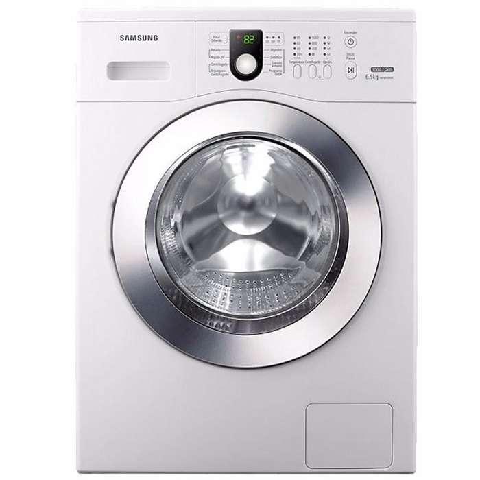 Lavarropas Samsung WF8650 Blanco - 6,5 Kg - 1000 Rpm