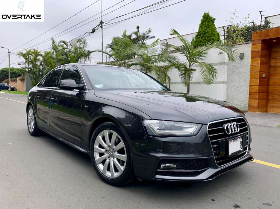 Audi A4 2015 - 59500 km