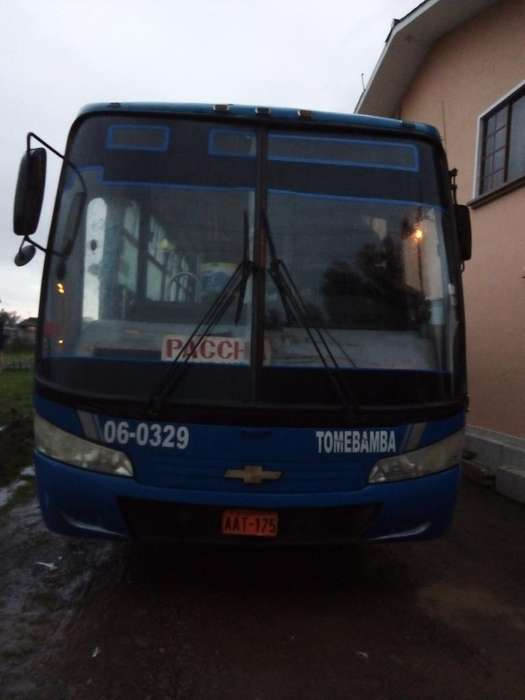 Se Vende Solo Bus Chevrolet Isuzu 2003