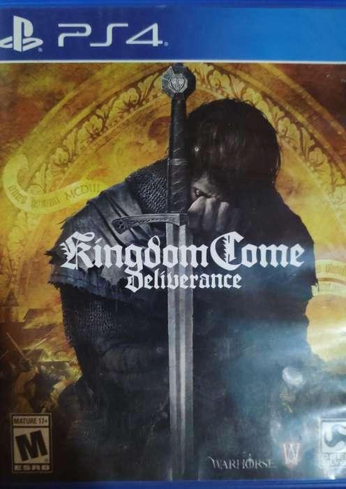 Kingdom Come Ps4