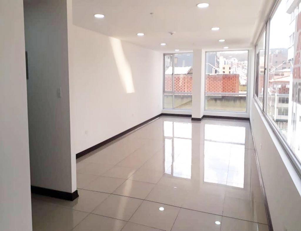 La Y, oficina, 53 m2, alquiler, 1 ambiente, 1 baño, 1 parqueadero