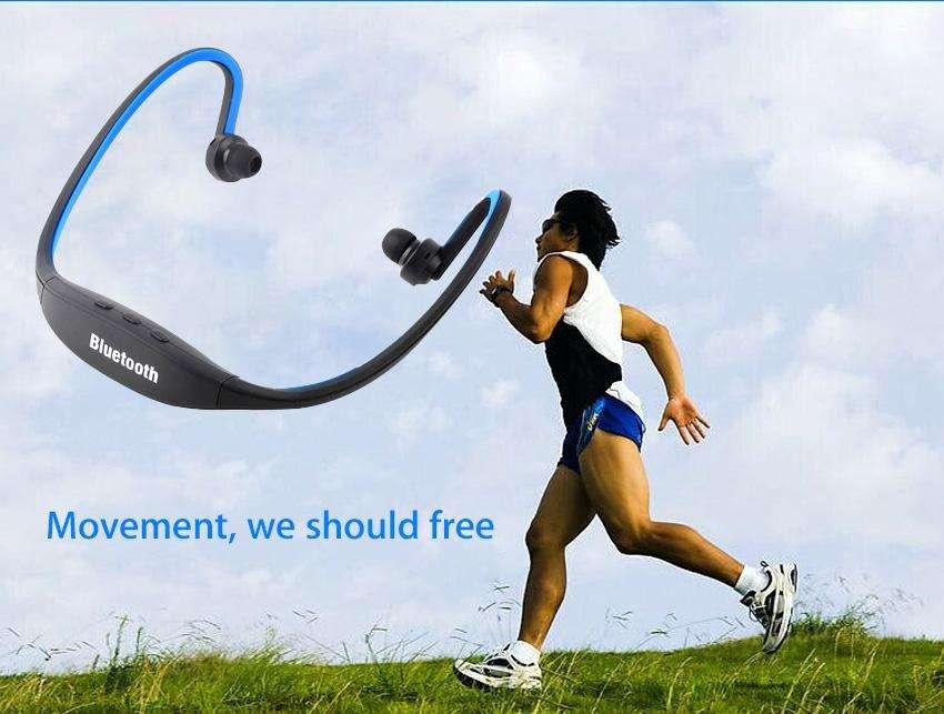 Audifonos deportivos <strong>bluetooth</strong> BS19 universal nuevos, servicio de envio gratuito