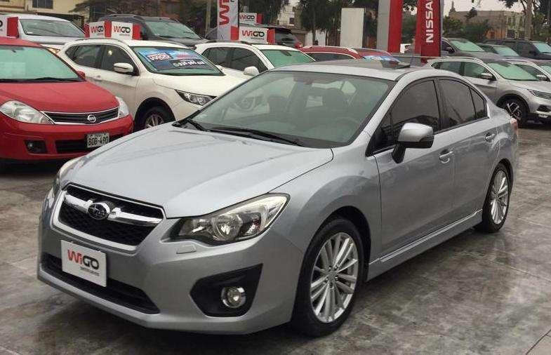 Subaru Impreza 2013 - 45821 km