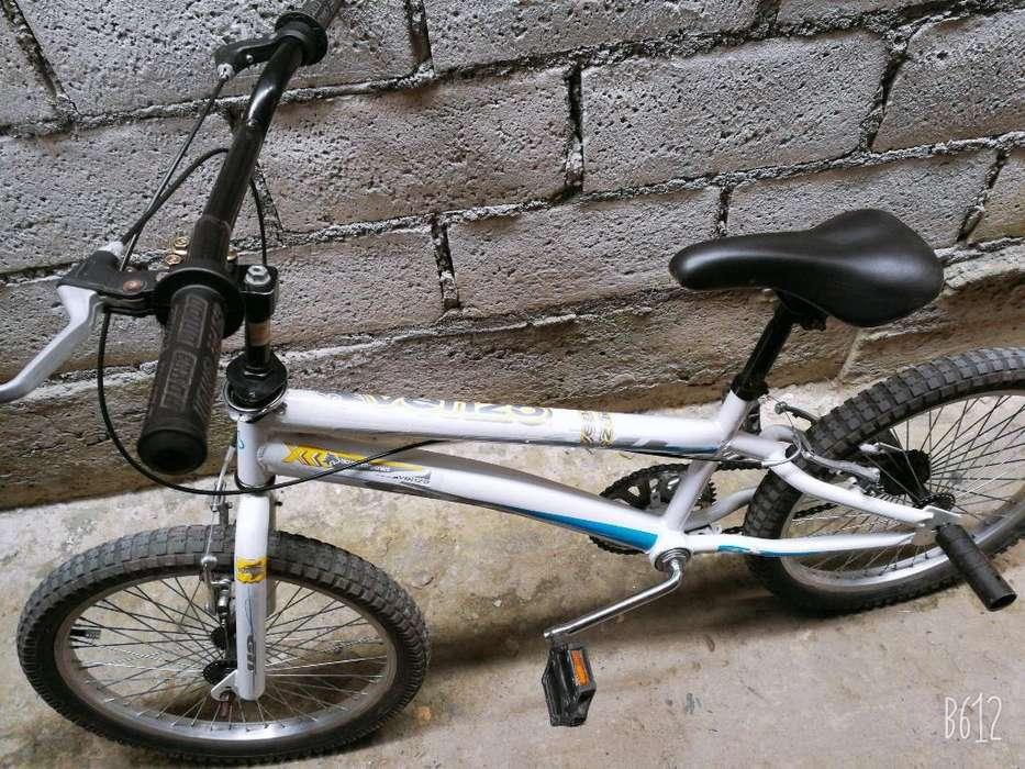 Bicicleta para Acrobacias