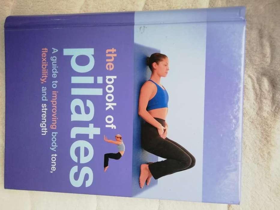 Libro de Pilates en Inglés