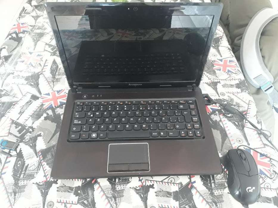 Vendo Notebook Lenovo G470