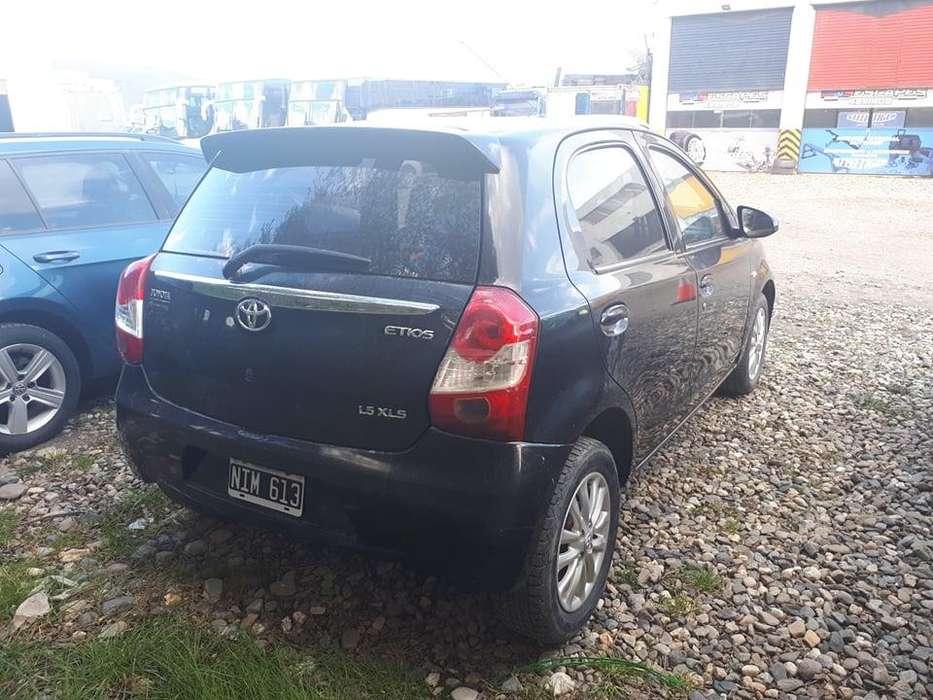Toyota Etios 2013 - 78000 km