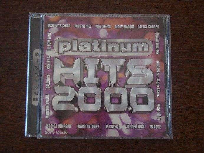 CD: Platinum Hits 2000 Compilado