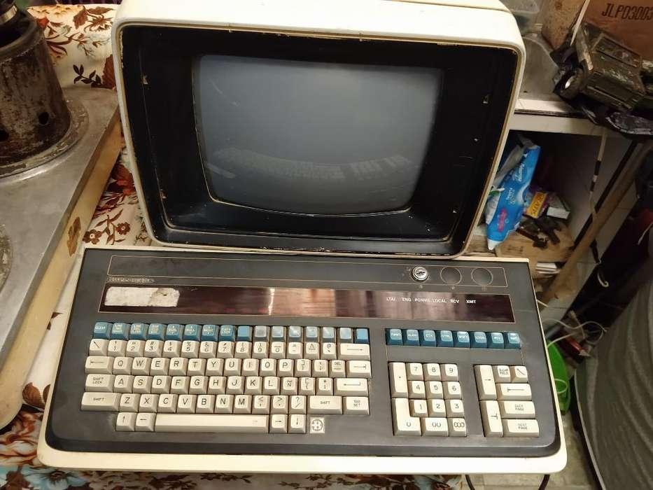 Antiguo Computador