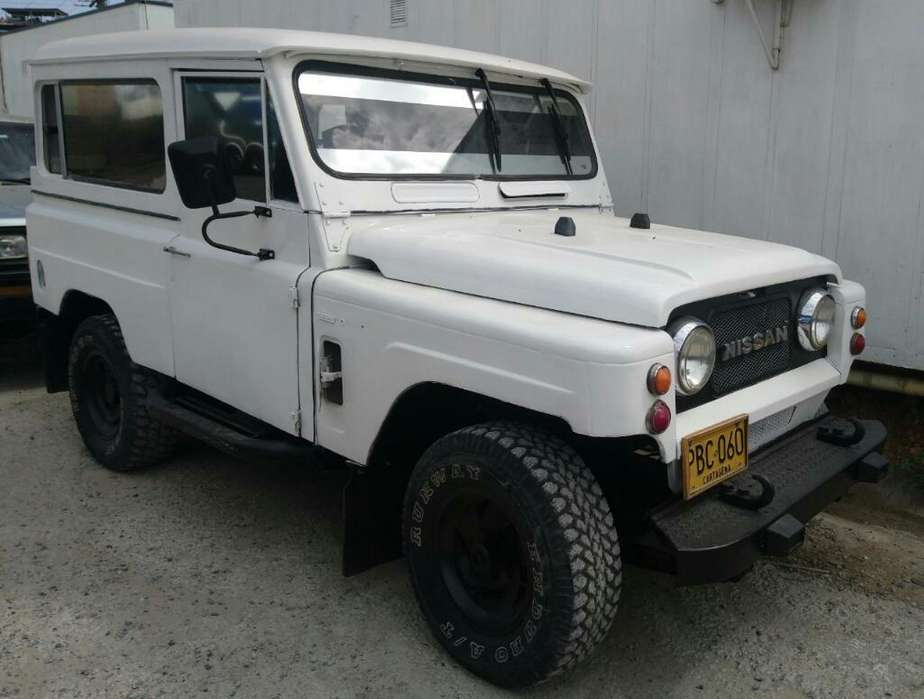 Nissan Patrol  1981 - 180000 km