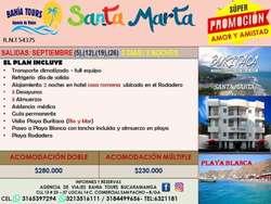 Promocion Salidas Santa Marta Amor Y Ami