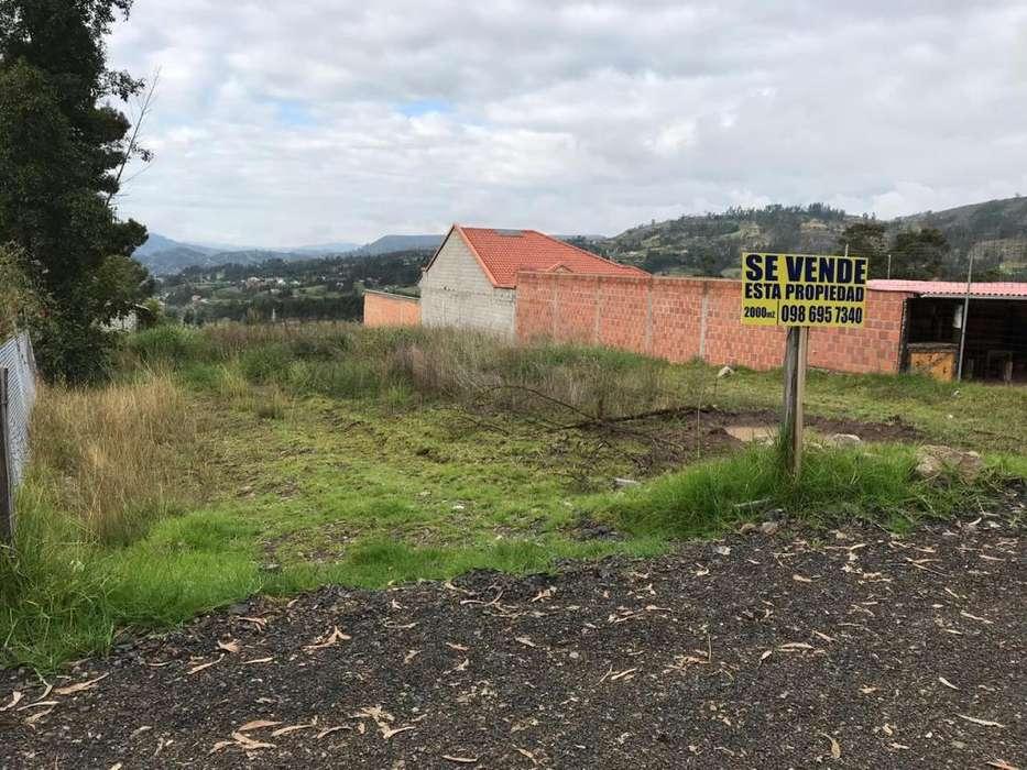 Venta Terreno en Chuquipata, sector el Pampero, Azogues Cañar
