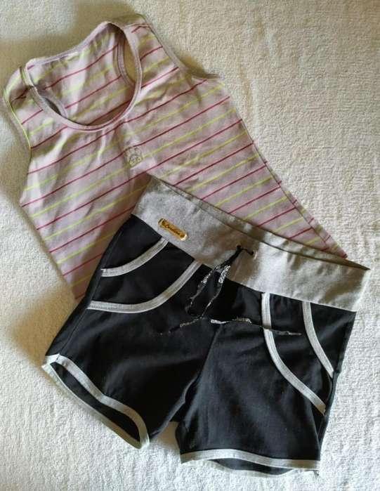 ropa deportiva nueva
