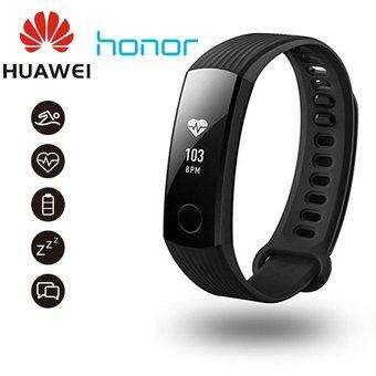 Huawei Honor Band 3 SmartBand Pulsera Inteligente Original Negro Domicilios