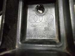 soporte para spoiler trasero audi q7 2007/13 spoiler retaining strap muy buen estado, con detalle.